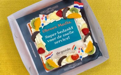Hele goede taart